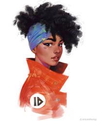 Orange by ericanthonyj