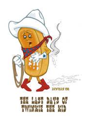Last Days of Twinkie the Kid by AnimalQwacker