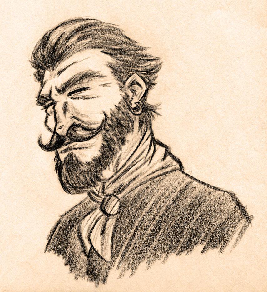 Jose Gaspar: Last of the Buccaneers by AnimalQwacker