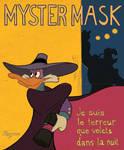 Myster Mask (Darkwing Duck)