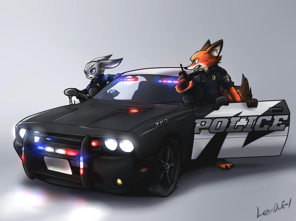 Sports Car Patrol Swindler