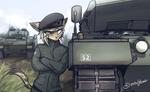 The Tank Commander