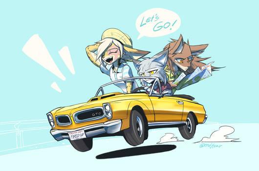 Summer Drive!