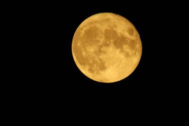 Moon by nighty-stock