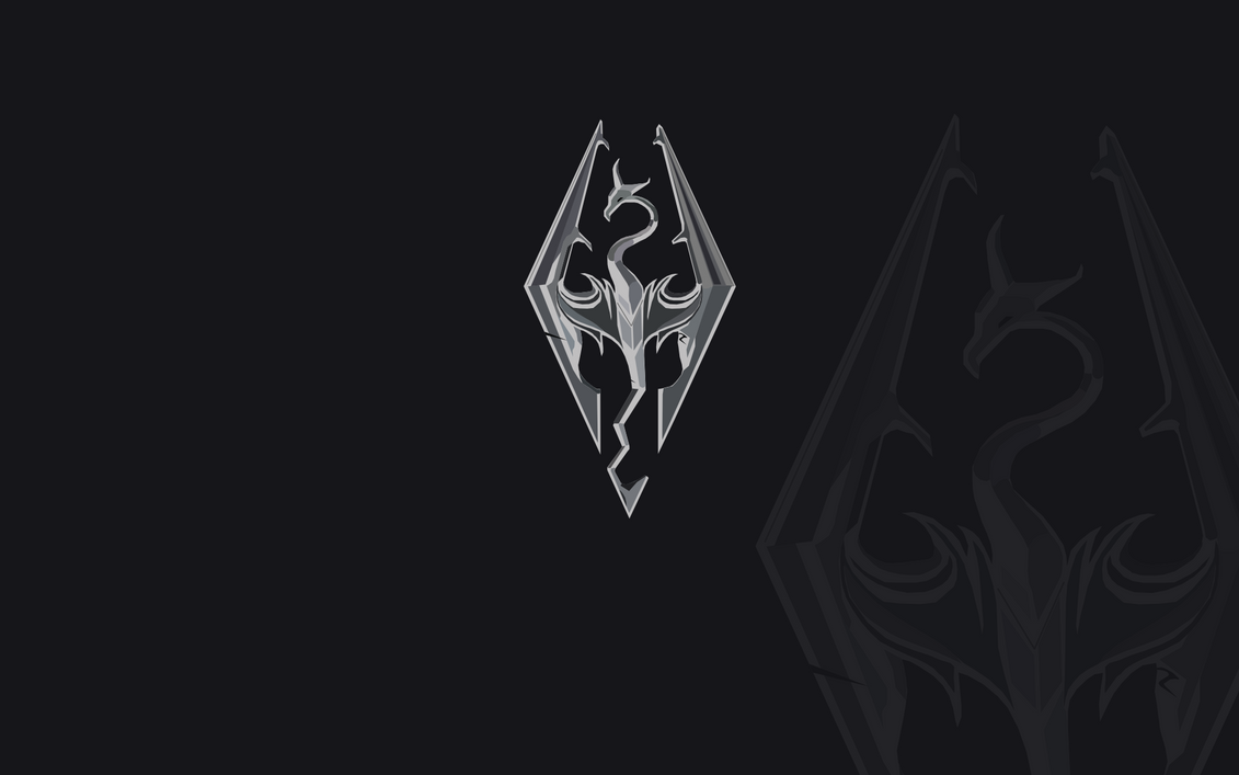 Skyrim Wallpaper By Seigner On DeviantArt
