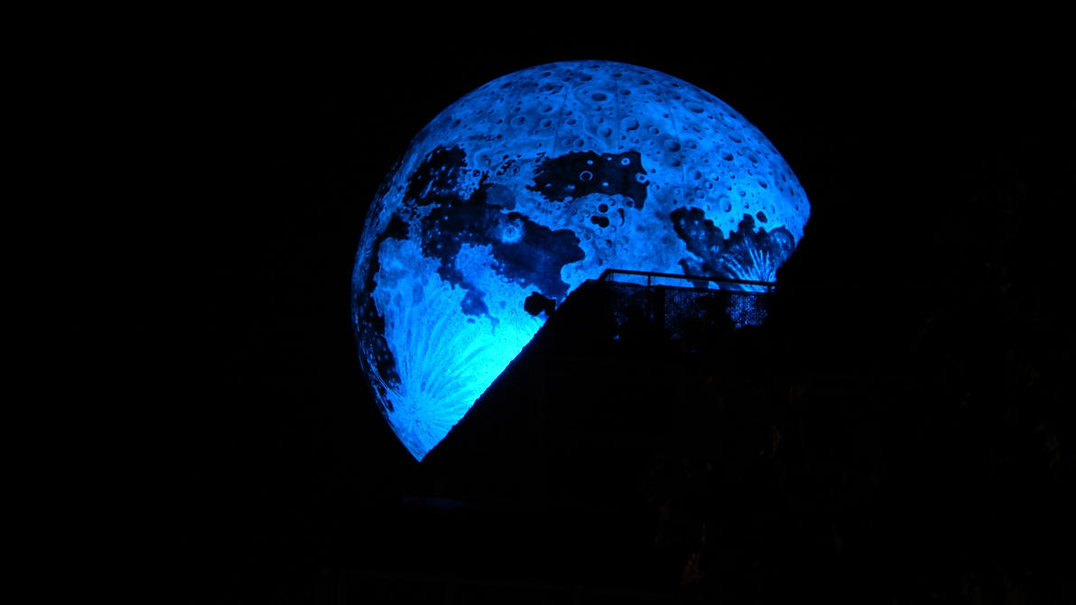 Blue Moon by Seigner