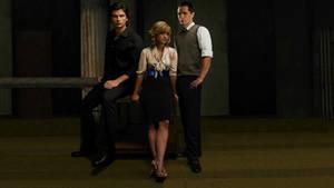 Smallville Season 8 Big 3 by Solimm