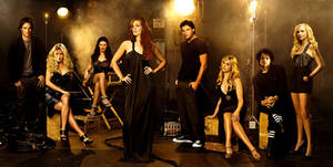 Smallville, Seeker, Vampire Diaries by Solimm