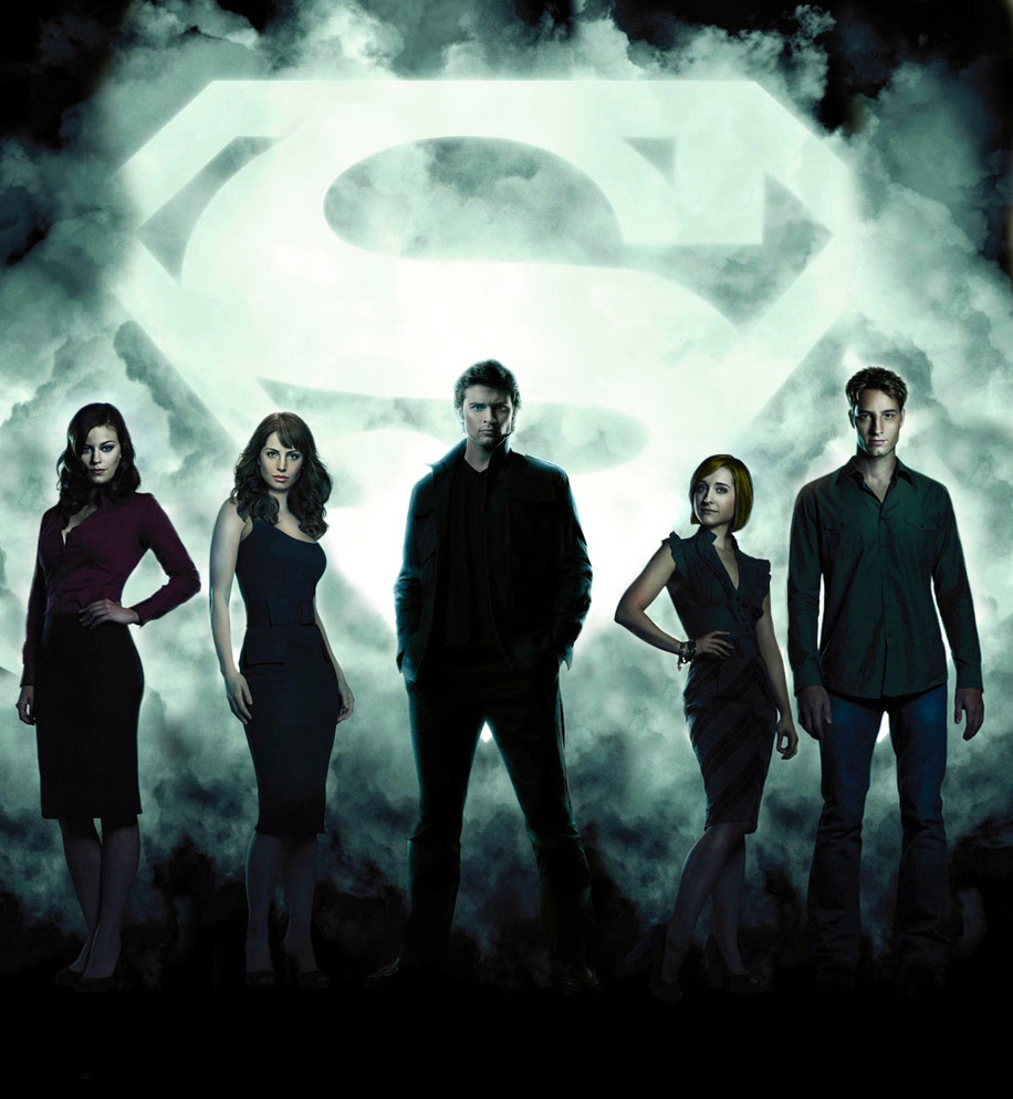 Smallville Season 10 poster by Solimm