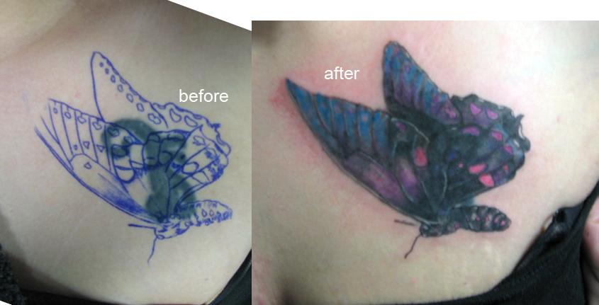Kecebong Blog Tattoo Tattoo Ideas By Linda Mccullum