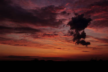sunset 5-2013 by GothicWave