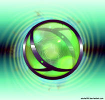 Hypnotic orb by souhail88