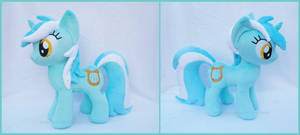 Lyra Heartstrings by LiLMoon