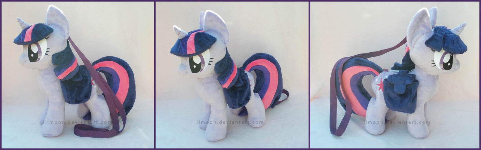 Twilight Sparkle Bag by LiLMoon