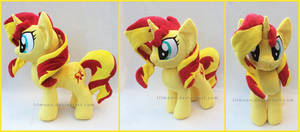 Sunset Shimmer by LiLMoon