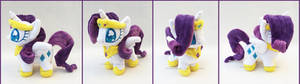 Mini Princess Rarity