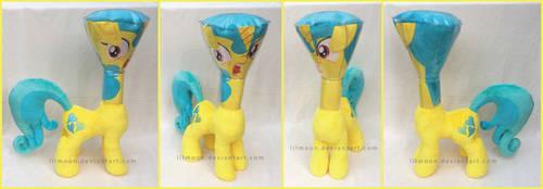 Beaker Head Lemon Hearts by LiLMoon