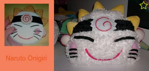 Hinata's Naruto Onigiri Plush