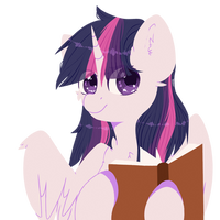 Twilight Sparkle by etozhexleb