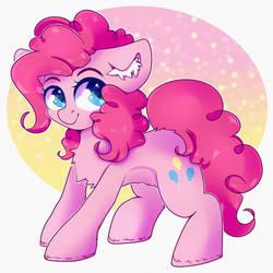 Pinkie Pie by etozhexleb