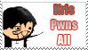 Kris Pwns All Stamp by Tigerruby