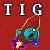 Tiger Rocket Avatar by Tigerruby