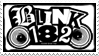 Blink-182 Fanatic Stamp by Tigerruby