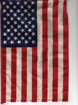 American Flag Flat
