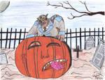 Ulysses Feral vs Giant Pumpkin