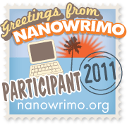 NANOWRIMO STAMP by ulyferal