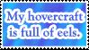 Eels Stamp
