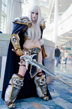 Lady Arthas The Lich Queen