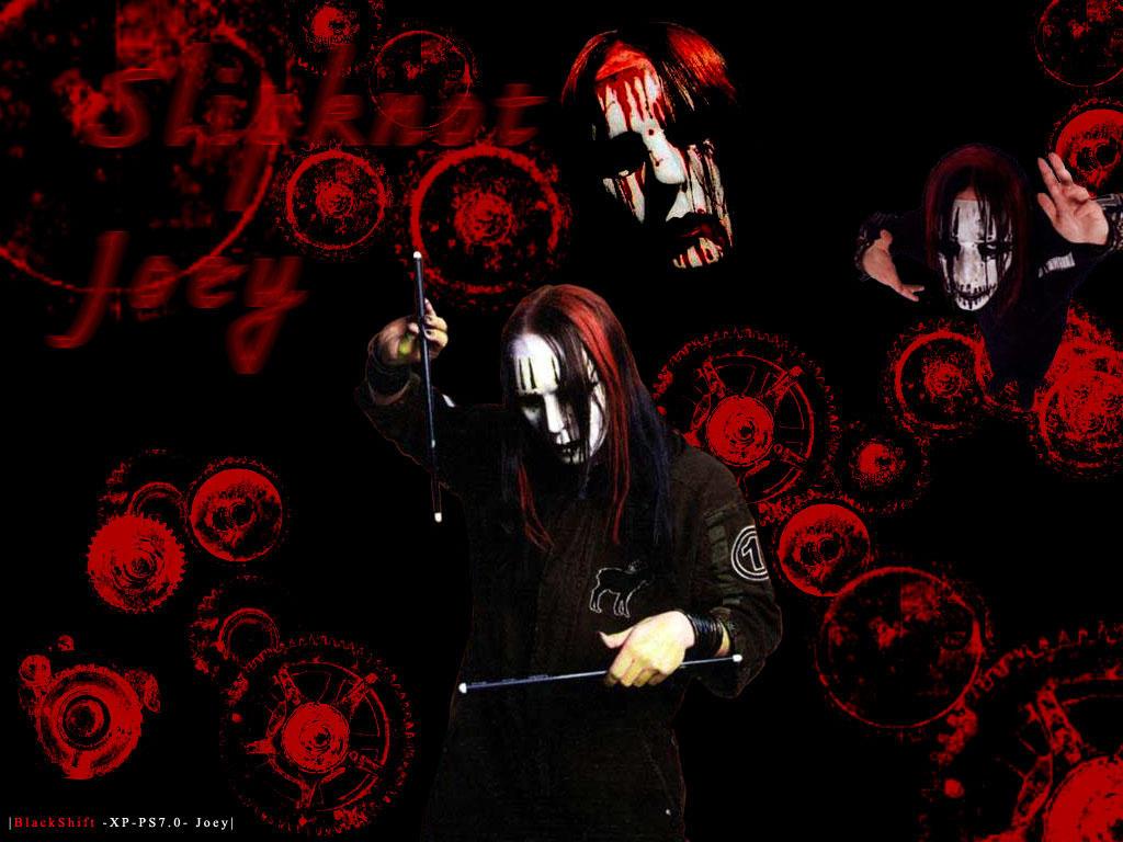 Slipknot Joey Wallpaper More Information