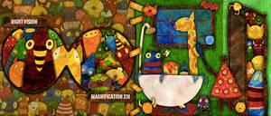 Children's Illustration 3 by kschaman