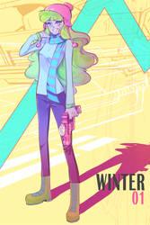 Winter by Kaisum-chan