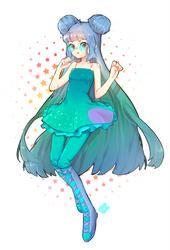 Xena by Kaisum-chan