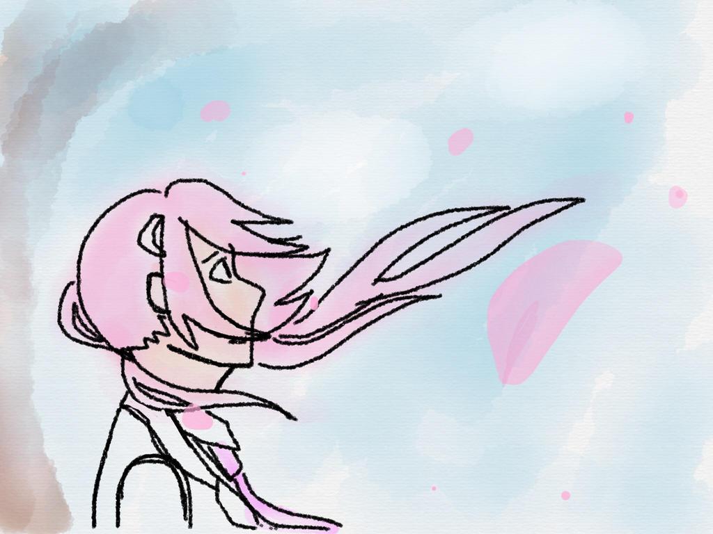 a slight breeze by Tsuki-Hana05