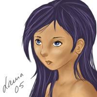 Purple by lania