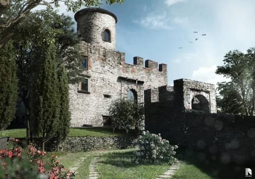 Martinengo Castle, Monteisola (BS)