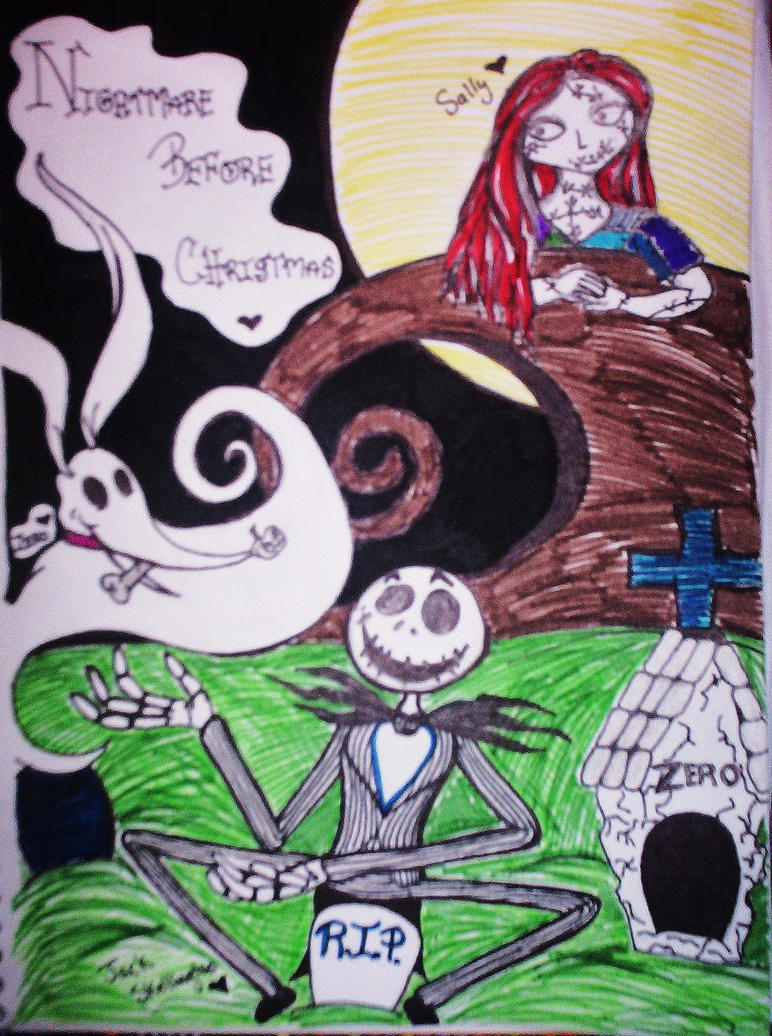 Play Time, Nightmare Before Christmas Style by IndependentMind on ...