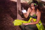 Green Fairy by M-E-Photo