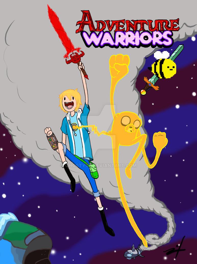 Adventure Warriors by GhosTyce