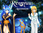 Renryuu title screen August 2018