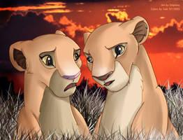 Lion King Fanart by Saki-BlackWing