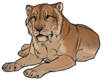 Pygmy Cave Lion by TokoTime
