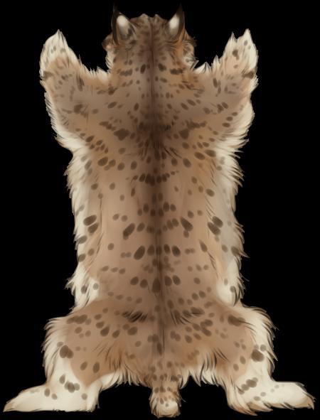 Cub Spots Lynx Pelt By TokoTime