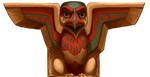 Totem: Eagle by TokoTime