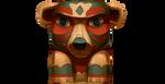 Totem: Bear by TokoTime