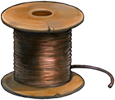 Wire Spool by TokoTime