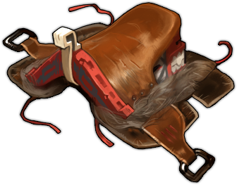 Hunting Saddle by TokoTime